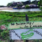 Croc Attack in Sri Lanka – 5 tips to stay safe at Elephant Rock & lagoons in Sri Lanka