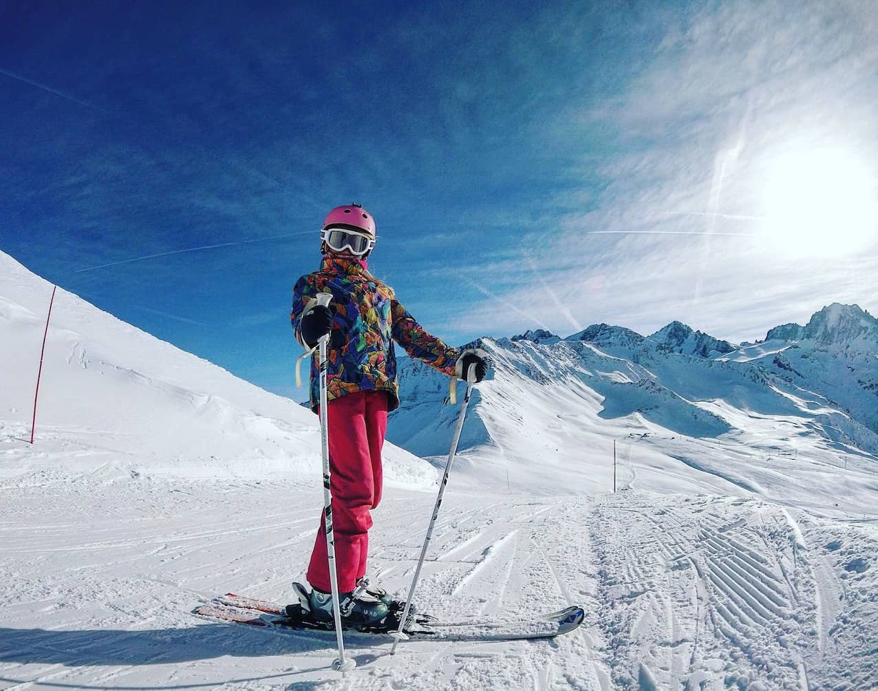 essentials for skiing kids