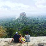 Sigiriya – Pidurangala Rock – Sri Lanka with kids