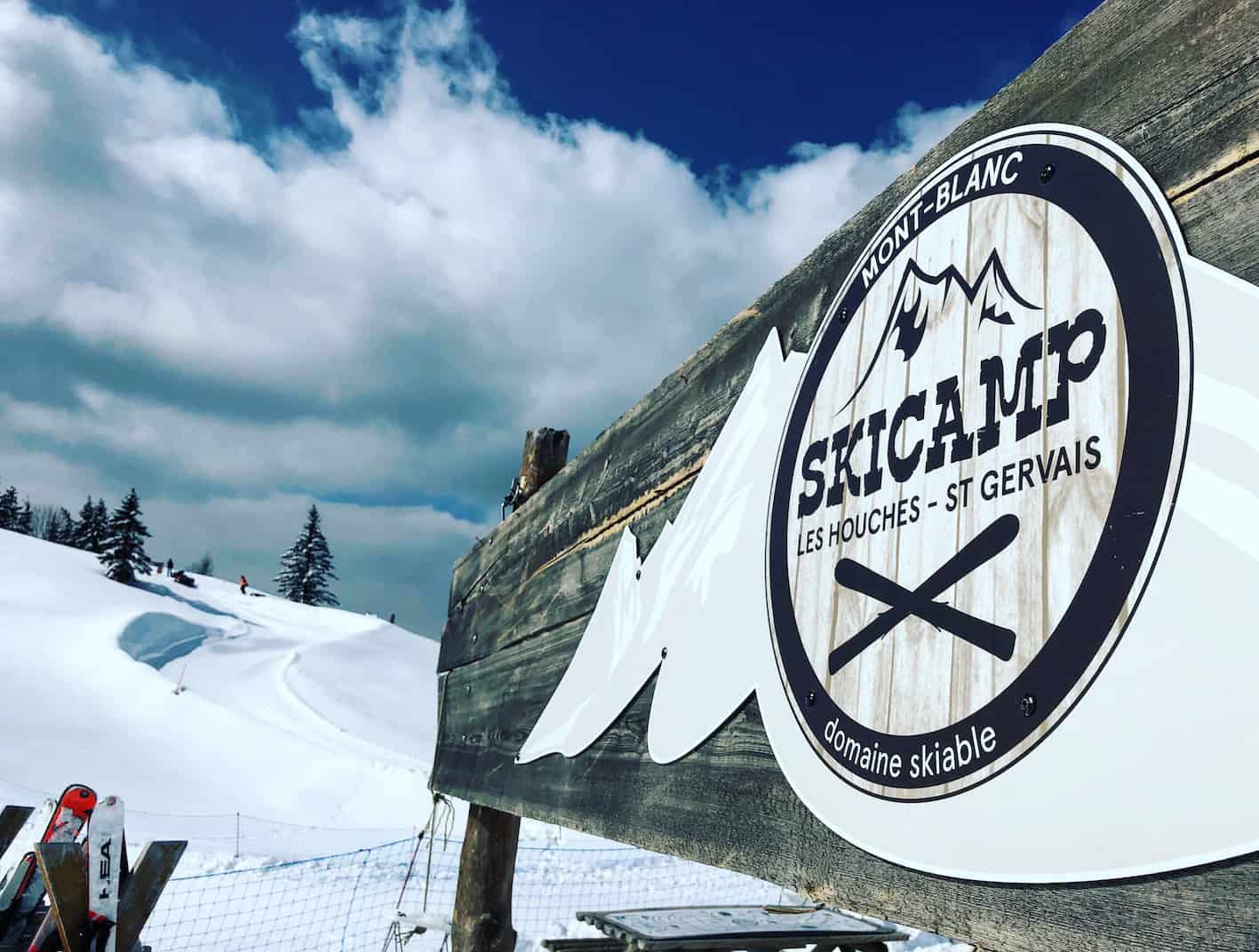ski camp les houches review