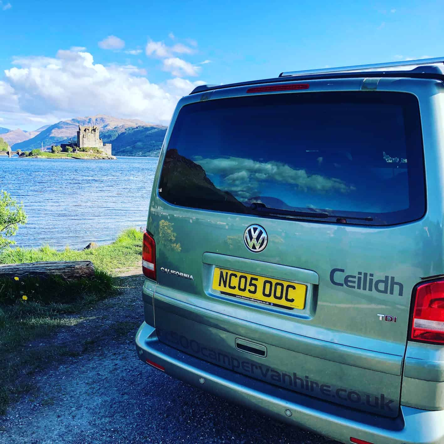 campervan hire inverness