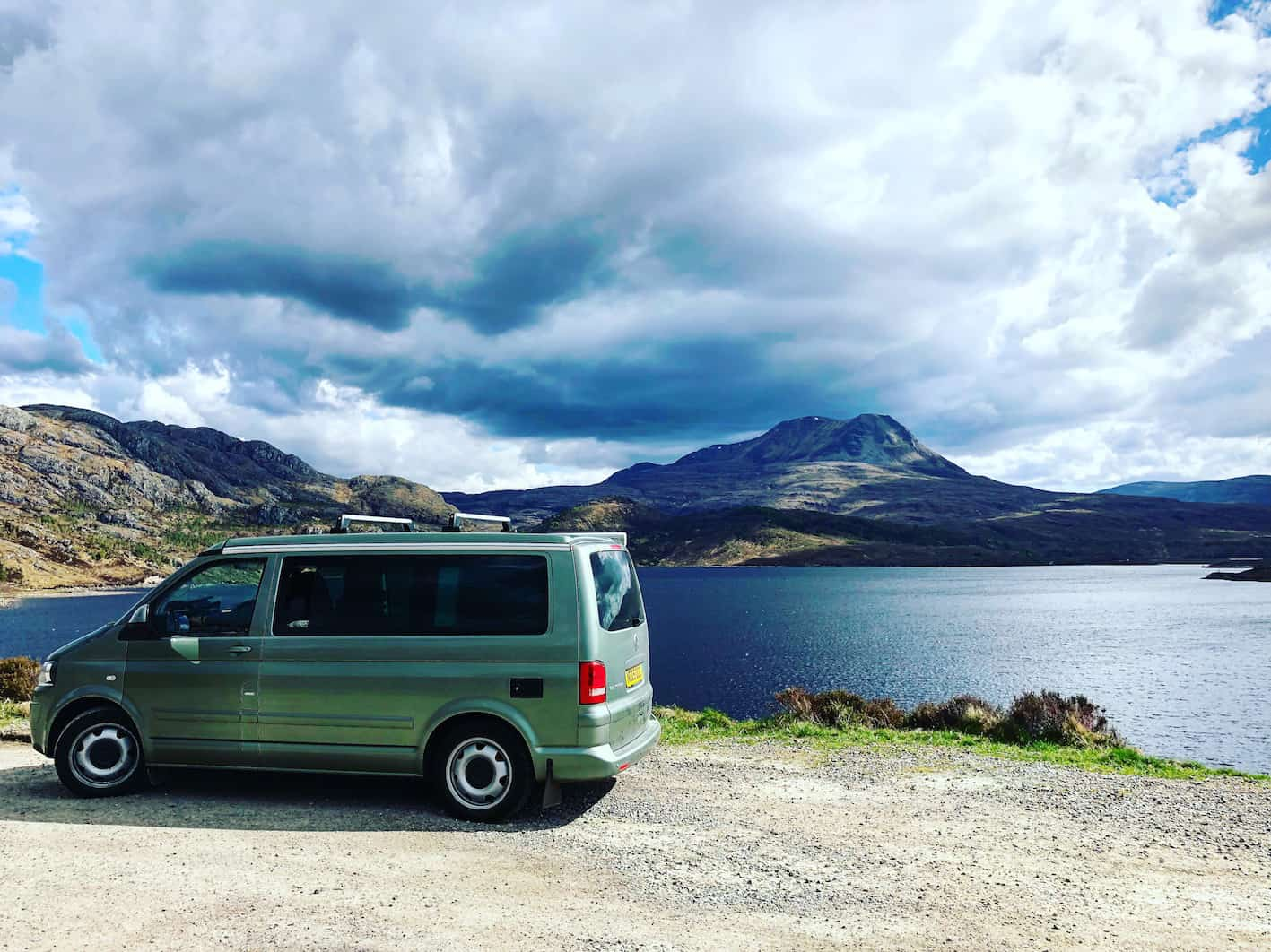 campervan rental inverness