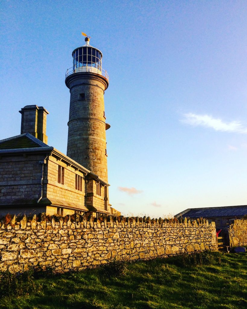 Accommodation on Lundy Island