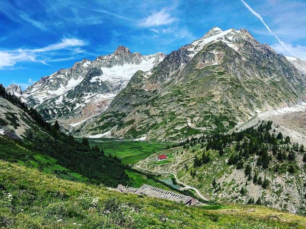 Tour de Mont Blanc itinerary self guided
