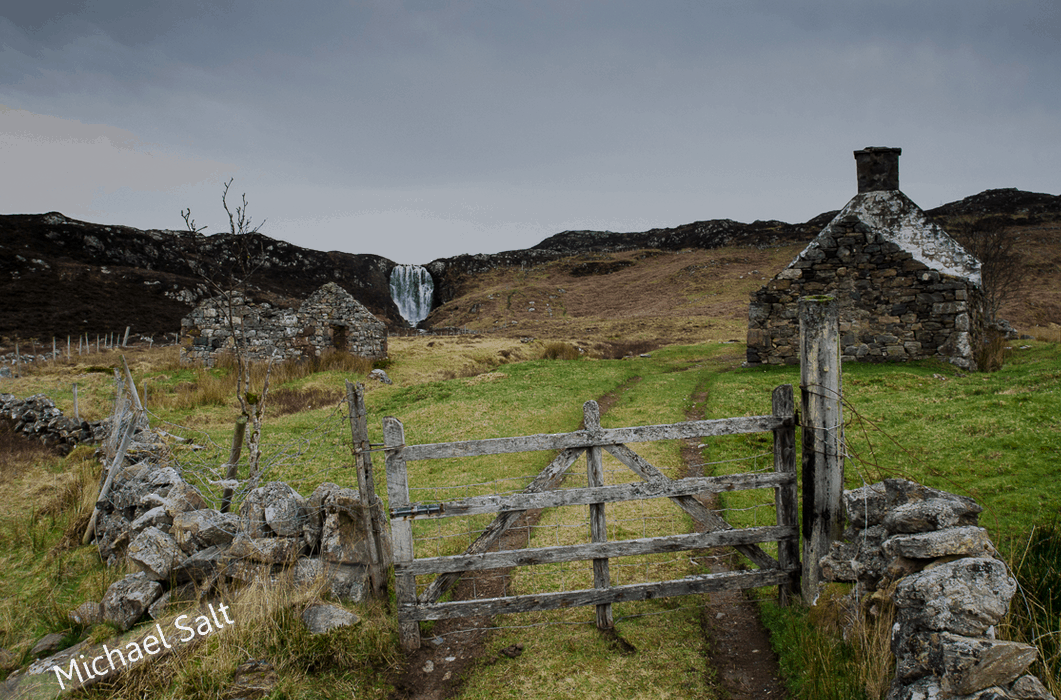 strabeg bothy highlands
