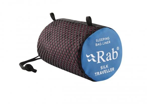 rab sleeping bag liner
