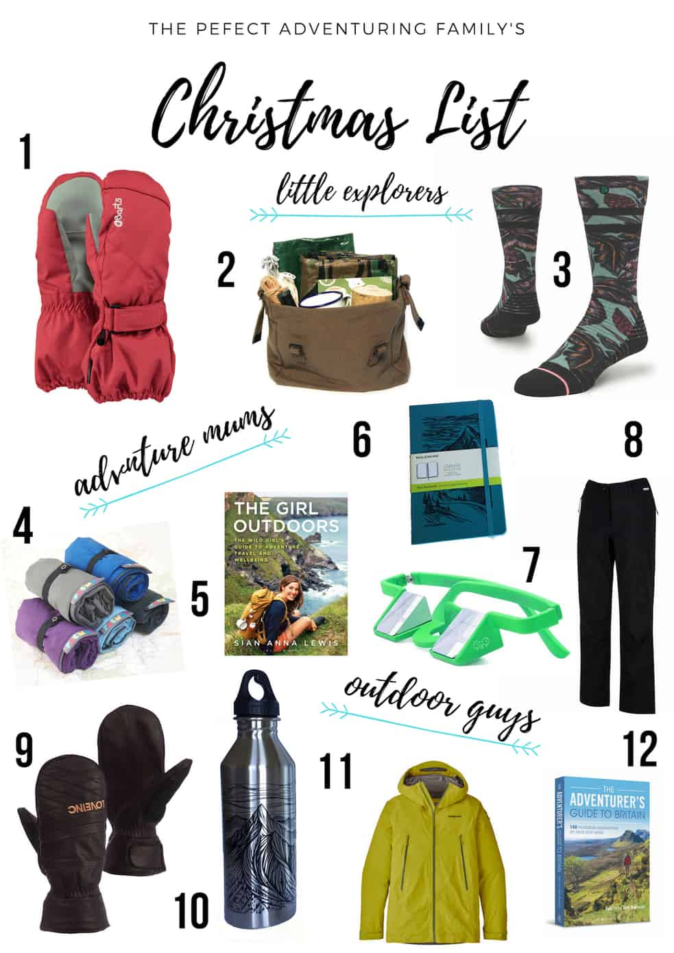 Outdoor Christmas Gift Ideas for Adventurous Families - The Family ...