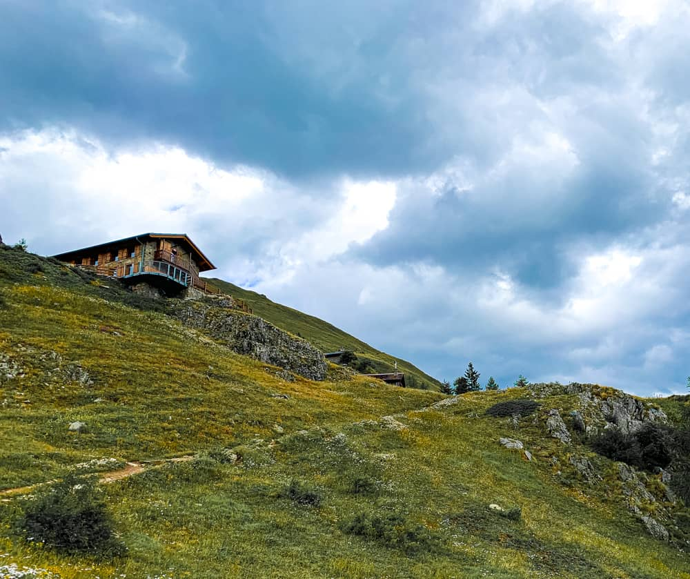 Tour du Mont Blanc accommodation