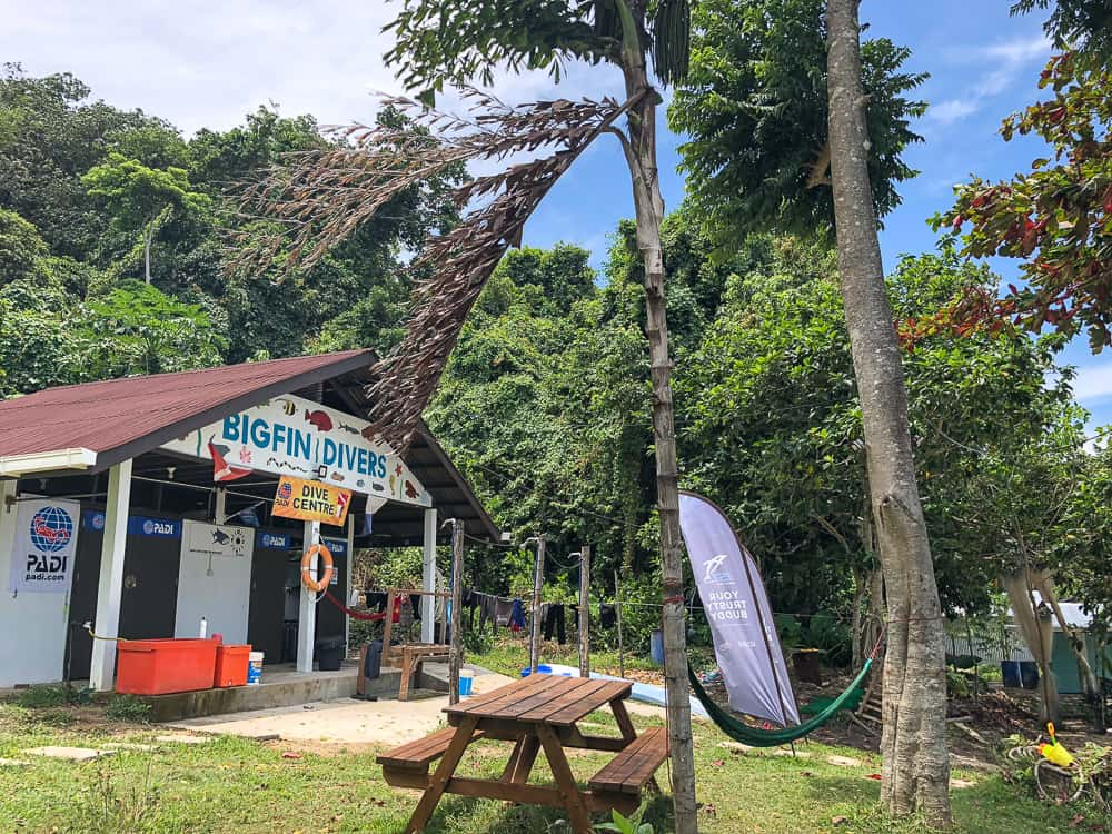 where to stay in Sabah
