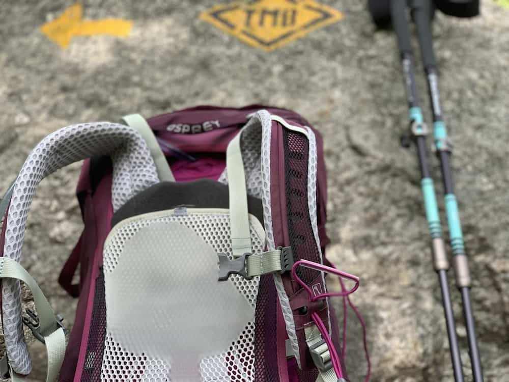 best backpack for the tour du mont blanc