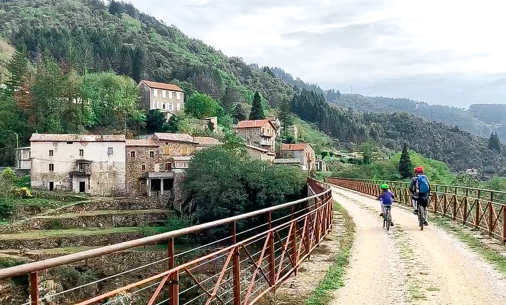 dolce via family bike tour